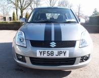 Suzuki Swift Stripes