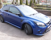 Ford Focus RS Roof