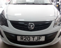 Vauxhall Corsa Estate Roof