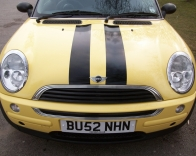 BMW Mini Stripes